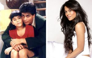 Sana Saeed then and now