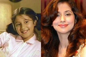 Urmila Matondkar then now