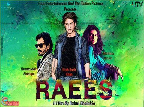 Raees release date