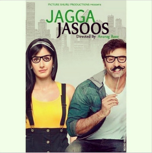 Ranbir Kapoor Jagga Jasoos Movie HD Trailer Release Date ...