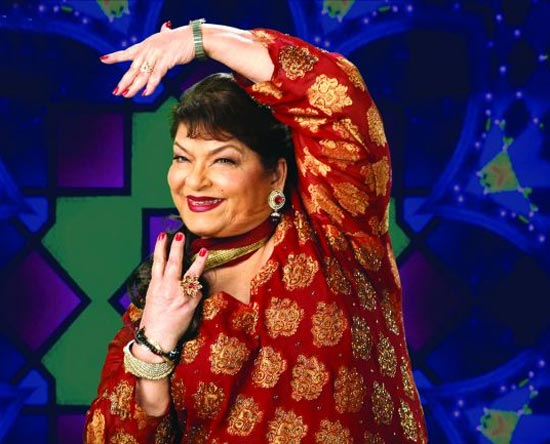 Bollywood Film Industry Popular Choreographer List In 2018, Saroj Khan