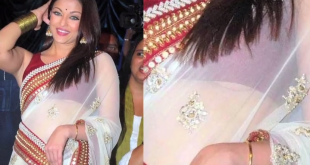 Aishwarya Rai Wardrobe Malfunction Pictures Destroy Her Decent Appearance