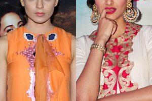 Divine Lovers 2015 Movie Sonam Kapoor Cast on Kangana Ranaut Replacement