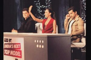 Indian Next Top Model MTV Show 2015 Next Guest Judges Name