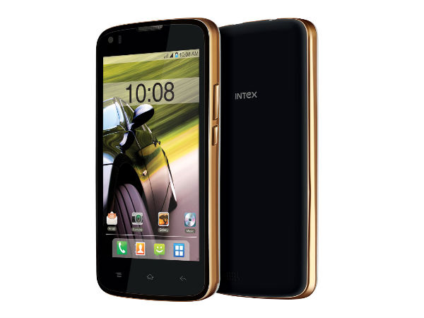 Intex Cloud Pace Smartphone Release Date Price In India Full Specification