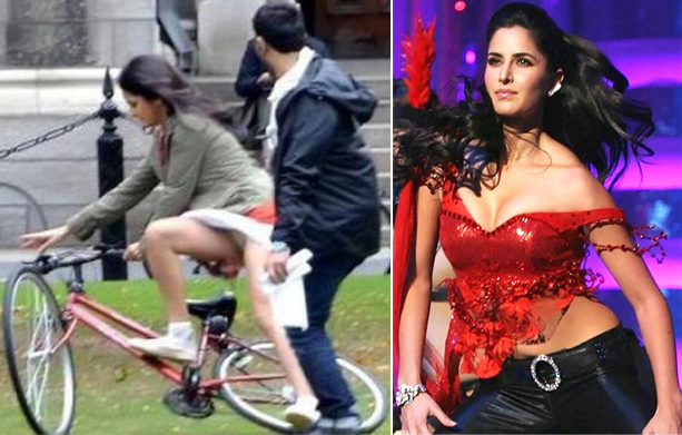 Katrina Kaif Wardrobe Malfunction Pictures: Salman Khan Ex Girlfriend Katrina Intimate Pictures
