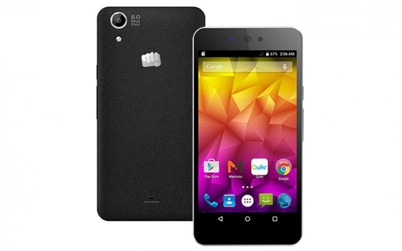Micromax Launches Canvas selfie 2 and Selfie 3 launched In Indian Price Full Specification