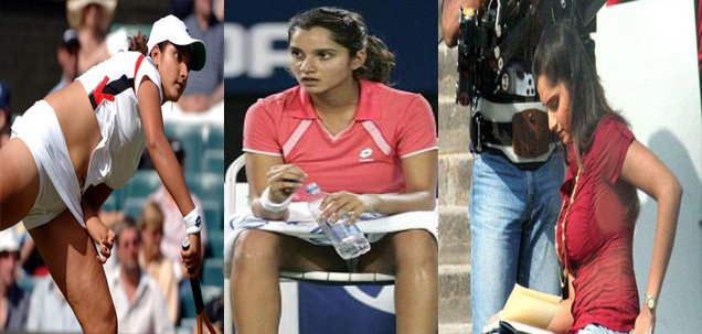 The 50 best (female) wardrobe malfunctions in sports