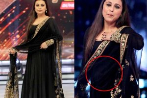 Rani Mukerji Pregnancy Baby Bump Due Date Pictures Shows On Front Of Media Baby Father Name 01