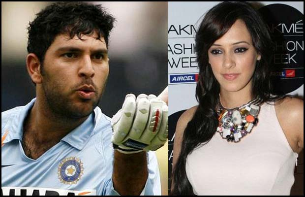 Hazel Keech and Yuvraj Singh Dating Relationship Marriage Plans Leaked Pictures 01