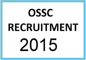 OSSC Recruitment 2015 Notification Junior Clerk Post Online Apply Form Interview Date