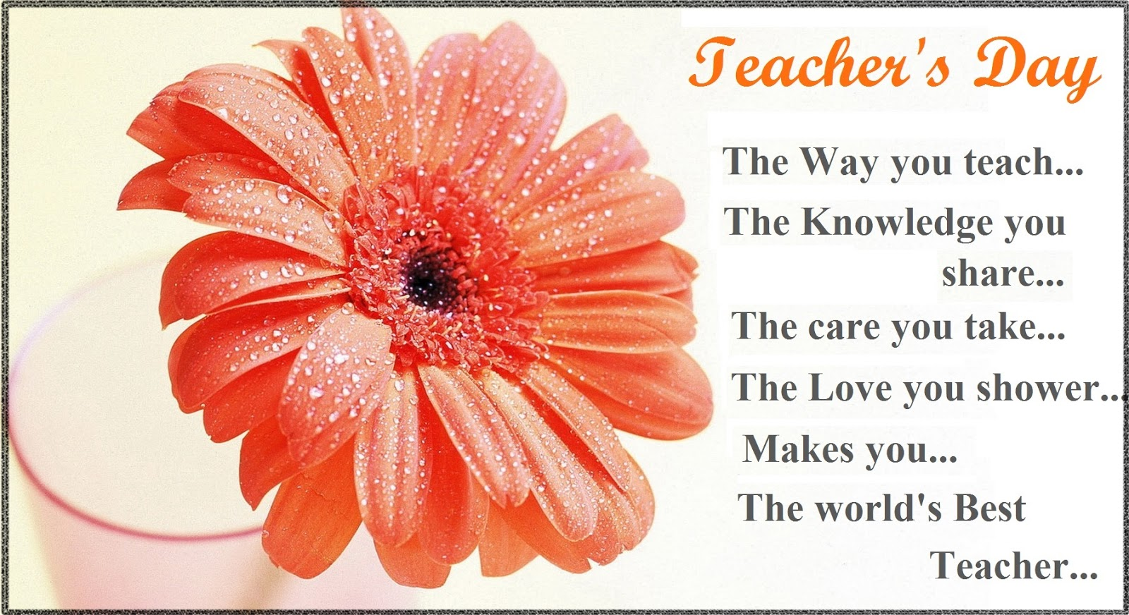 Happy Teachers Day Quotes Poems, SMS, Wishes in Hindi, Punjabi, Tamil, Telugu