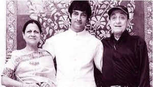 Aamir Khan Family Tree father mother