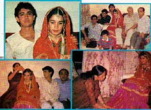 Aamir Khan Family Tree Father Mother Wedding Pictures
