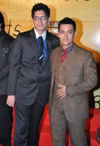 Aamir Khan son Junaid Khan pictures photos images