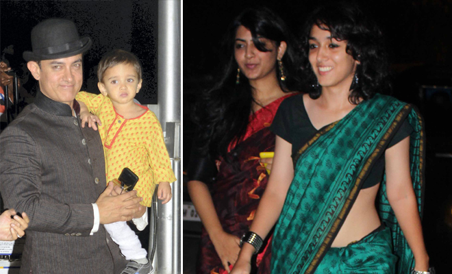 Aamir Khan Family Tree Pictures Sons, Junaid Khan Wife ...
