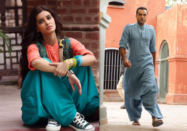 Happy Bhaag Jayegi Release Date Cast Diana Penty Abhay Deol First Look Poster