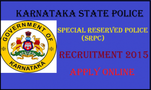 KSP Police Reserve Constable Male/Female Recruitment 2015 Written Exam Admit Card Result