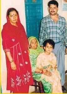 Kangana Ranaut father and mother
