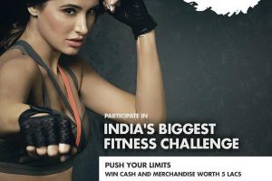 MTV Ultimate Fitness Fan Participants Registration Form Date Time Venue Judges Host Name