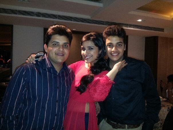 Parineeti Chopra brother pictures