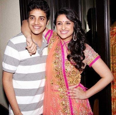 Parineeti Chopra brotherParineeti Chopra brother