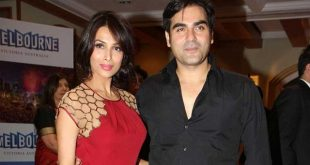 Power Couple TV Show Host Arbaaz Khan With Wife Malaika Arora