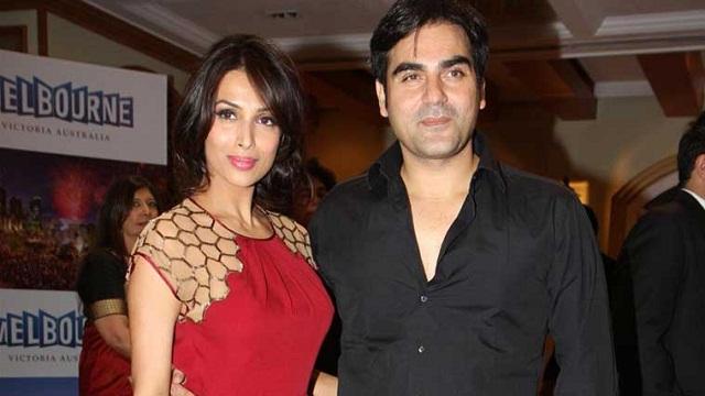 Power Couple TV Show Host Arbaaz Khan With Wife Malaika Arora