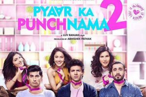 Pyaar Ka Punchnama 2 Movie Release Date 16th October 2015 Cast Poster