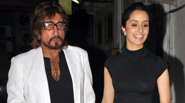 Shraddha Kapoor father