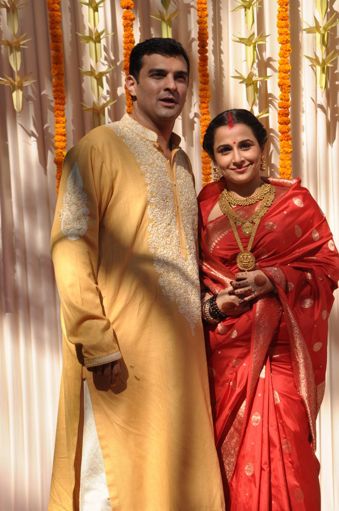 Vidya Balan Husband Siddharth Roy Kapur