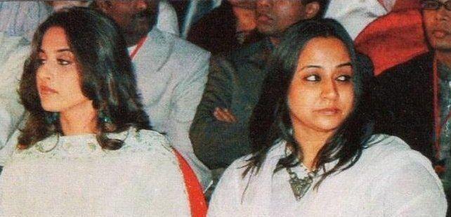 Vidya Balan Sister Priya Balan