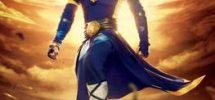 A Flying Jatt Release Date First Look Poster Desi Superhero