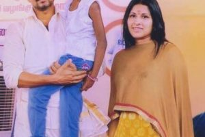 Actor Vijay Daughter, Wife