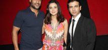 Preity Zinta With Brother