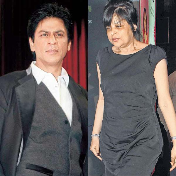 Shahrukh khan With Sister Shehnaz Lalarukh Khan