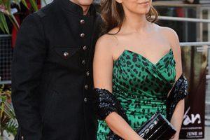 Shahrukh khan With Wife Gauri Khan