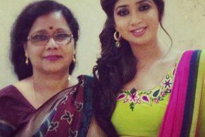 Shreya Ghoshal Mother