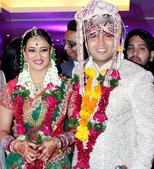 Shweta Tiwari and abhinav kohli current Husband Pictures