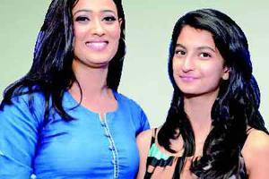 Shweta Tiwari daughter palak chaudhary