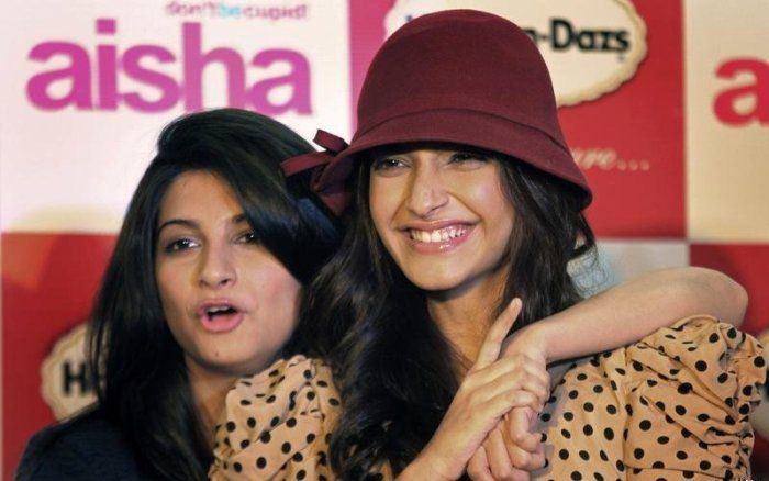 Sonam Kapoor sister