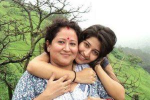 Sonarika Bhadoria Mother Pictures