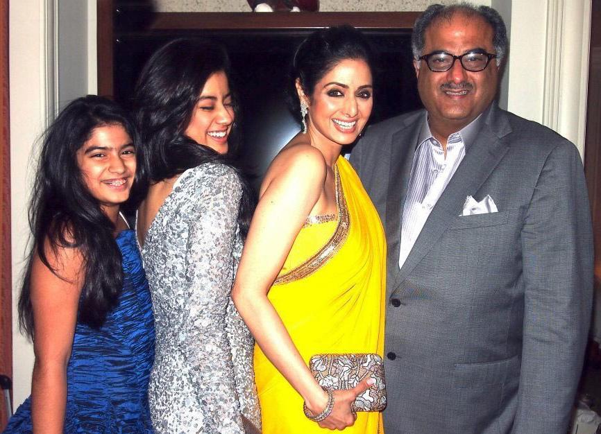 Sridevi Family Tree Ba...