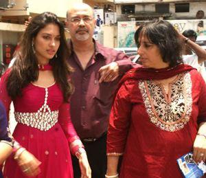 Tamannaah Bhatia Father Mother