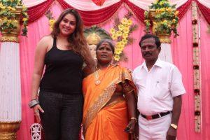 Tamil Actress Namitha Family Photos Upcoming Movies 2015-16