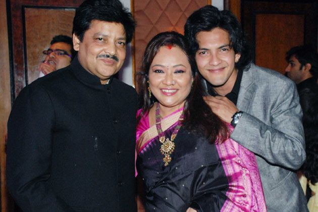 Udit Narayan Family Background Life Details Pictures Upcoming Songs in 2016