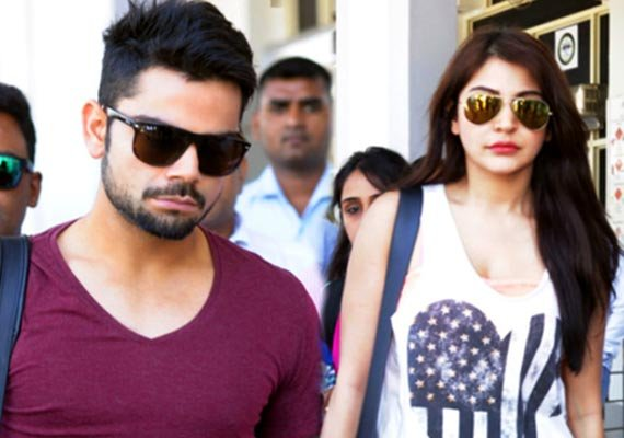 Virat Kohli girlfriend pictures