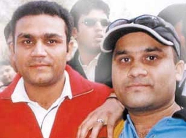 Virendra Sehwag brother