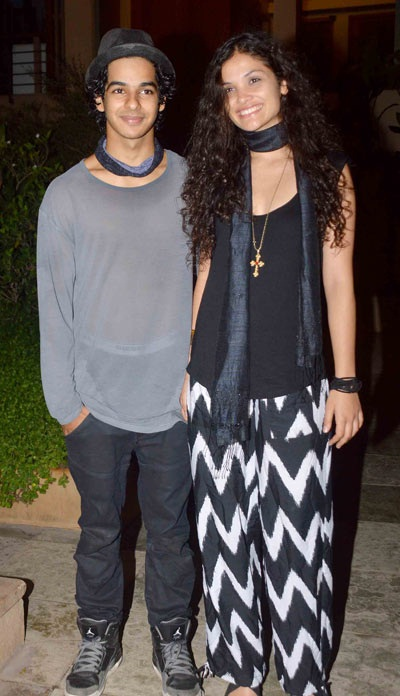 ayesha kapur with boyfriend who is shahid Kappor brother
