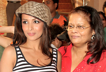 malaika arora khan mother Joyce Polycarp